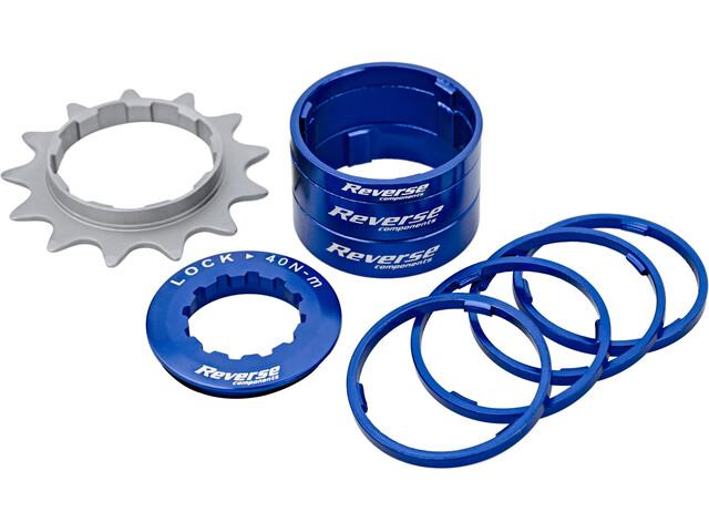 Reverse Single Speed Kit, dark blue